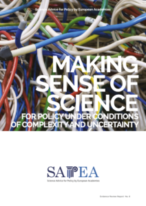 SAPEA MASOS frontpage