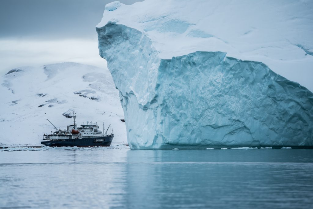 What measures are needed to make Arctic marine operations and shipping more sustainable?
