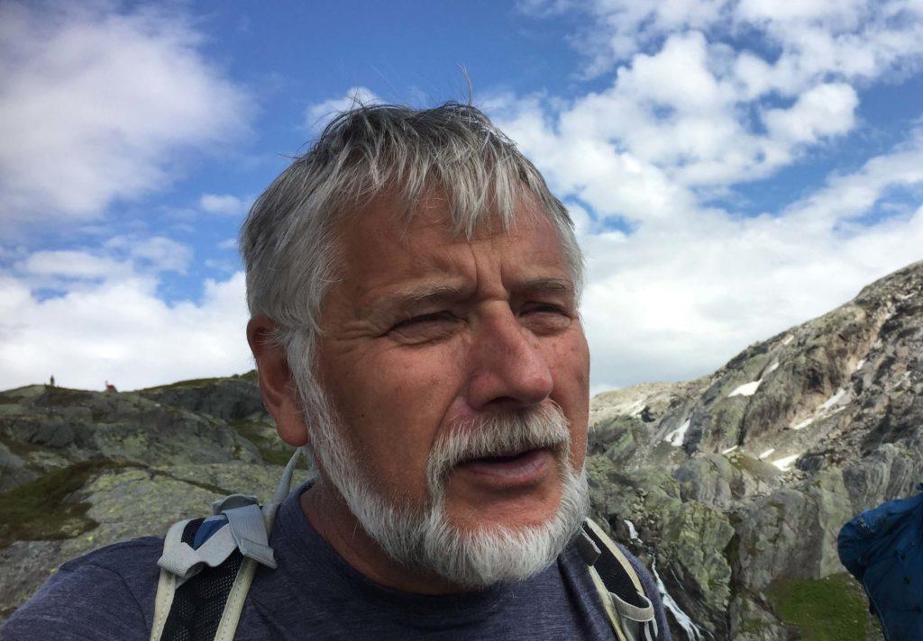Academic Director Eystein Jansen